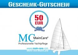 3. MainCare 50 Euro Gutschein